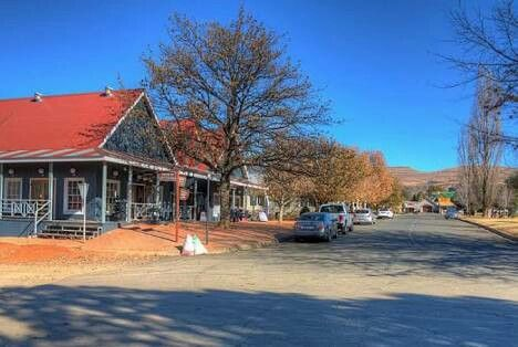 """Exciting places to visit in South Africa... Clarens is a small town situated in the foothills of the Maluti Mountains in the Free State province of South Africa and nicknamed the """"Jewel of the Eastern Free State""""......#smalltown #southafrica #photosafari #tourism #extremefrontiers #bush #adventure #travel #holiday #vacation #safari #tourist #mountains"""