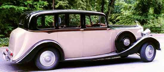 1939 Limousine by Hooper