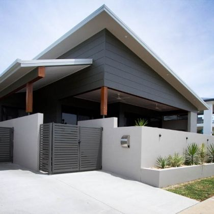 Best 25 rendered houses ideas on pinterest render paint for Exterior paint ideas australia