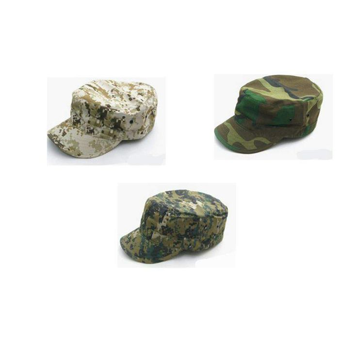 Hot Sale Tactical Combat Camo Cap Ripstop Army Military Bush Jungle Hat Hiking Fishing Hunting Camo Wholesale balikcilik spearfishing * AliExpress Affiliate's buyable pin. Find similar products on www.aliexpress.com by clicking the image