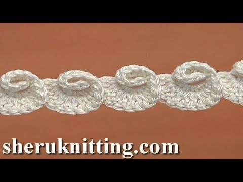 Crochet  Round Element Cord Tutorial 116