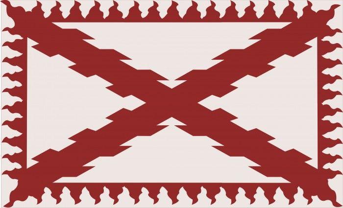 andera capitana Infanteria. Tercios españoles S XVI - XVII