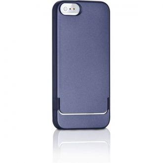 Etui typu hard cover marki Targus przeznaczony do Apple iPhone 5. Opantentowana konstrukcja pozwala na łatwe wkładanie i wyciąganie telefonu z etui.  Ochronne krawędzie sprawiają, że telefon jest bezpieczny również leżąc ekranem do dołu. Wykonane z materiału absorbującego wstrząsy, który jest przyjemny w dotyku i zapewnia pwny chwyt.