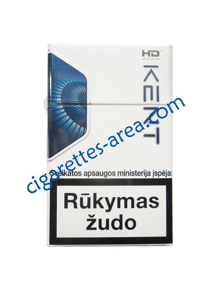 KENT HD Blue cigarettes