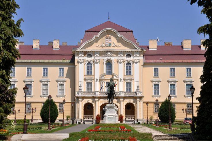 Beautiful Hungary: Gödöllő Szent István Egyetem