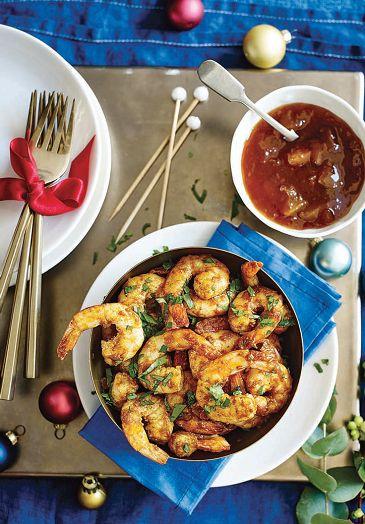 12 porții gata în 10 minute + timp de marinat,58 calorii per porție,2,5 g grăsimi,0,5 gcarbohidrați Cum prepari creveții uriași picanți Prepară marinat