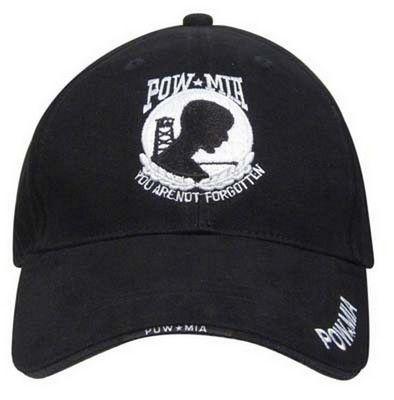 military caps powmia baseball cap - Pow Mia Hat