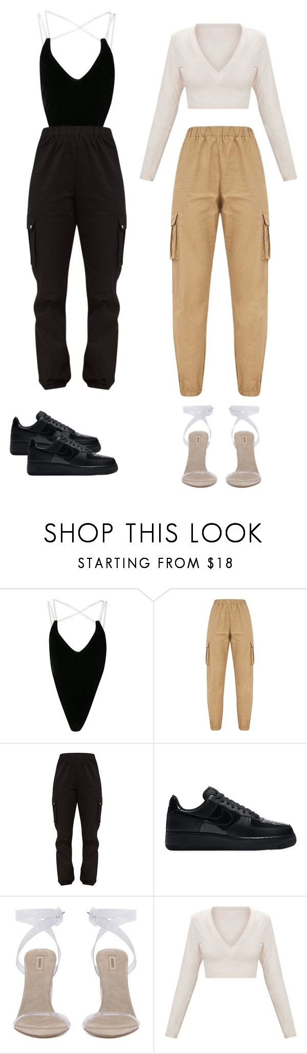 """""""Untitled #159"""" by zivapersonalshopping on Polyvore featuring Y/Project and NIKE"""
