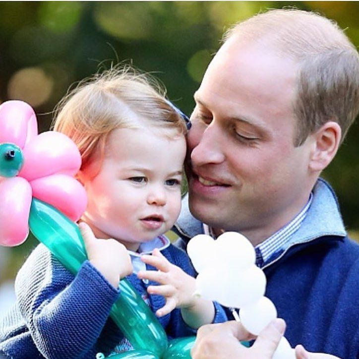 william and charlotte-#father and daugther