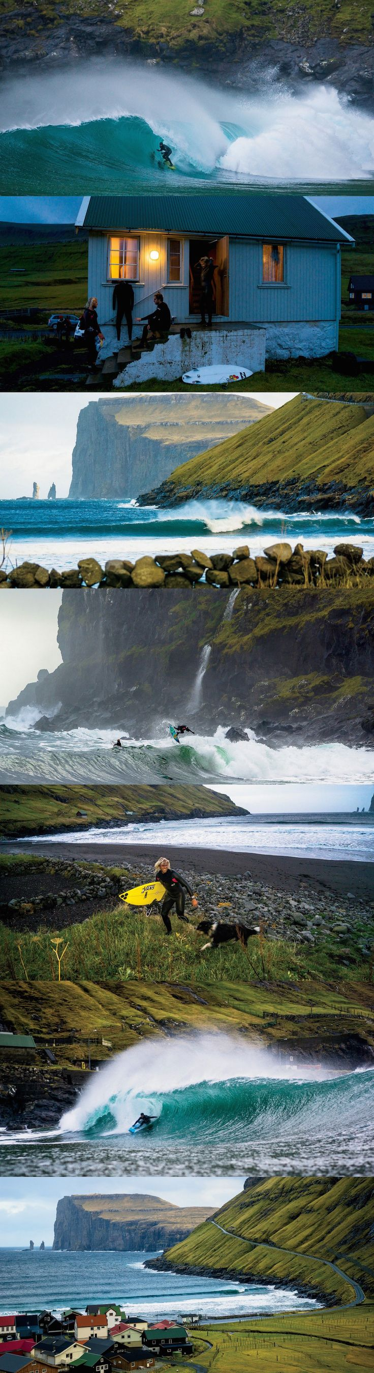 The Fjord - SURFER Magazine #TheFjord #SURFERMagazine #surfing #サーフィン