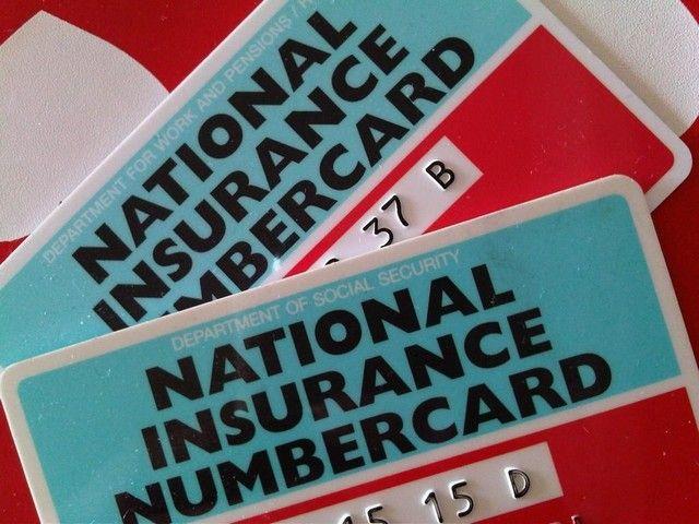 Londra, Guida pratica per chiedere e ottenere il NIN il National Insurance Number