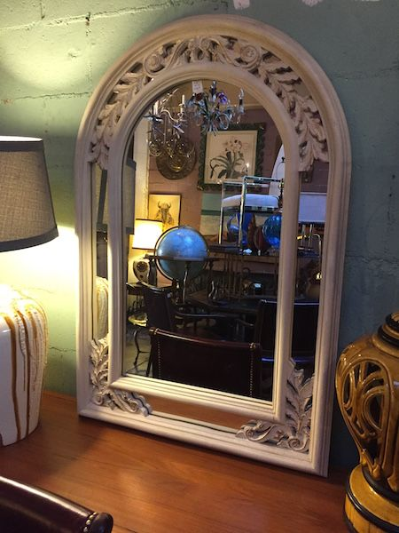 Large Round Foyer Mirror : Best images about vintage entry way on pinterest