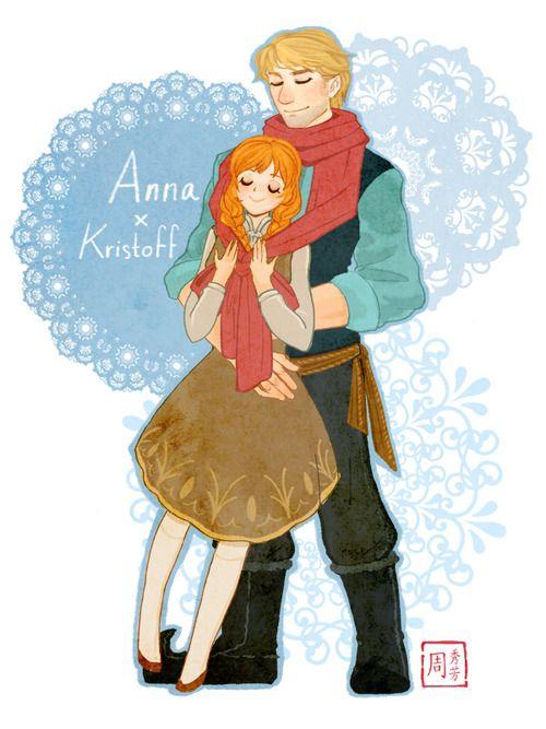 Anna x Kristoff