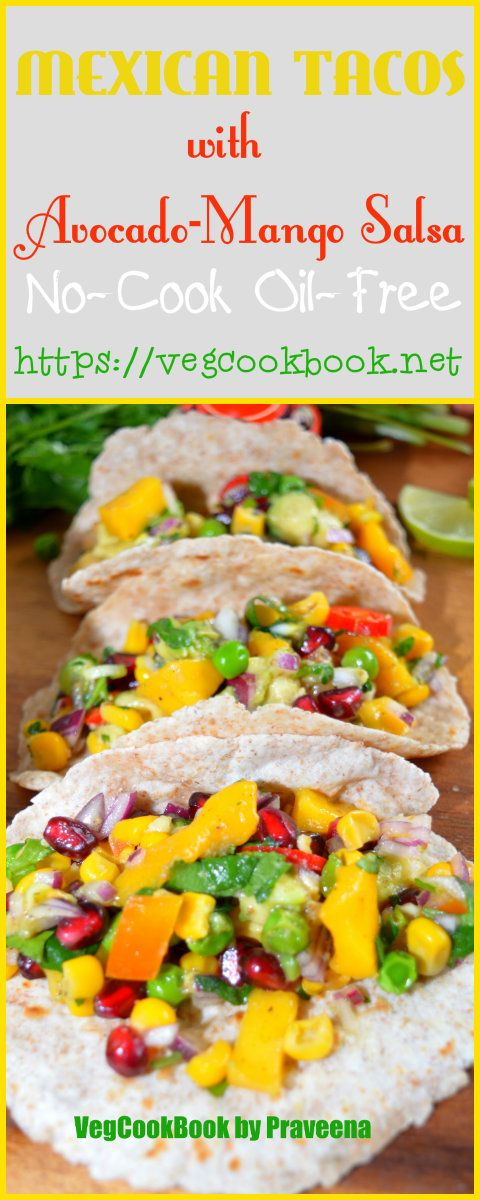 Mexican Tacos (Oil-Free)