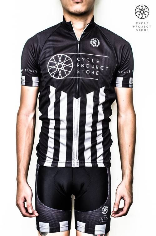 Again this is cycling wear, but look at the pattern and overall visual that has been created. This is something that we're wanting to achieve in our own brand.
