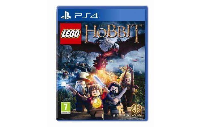 lego the hovit - ps4- nuevo!!