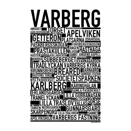 Varberg Poster