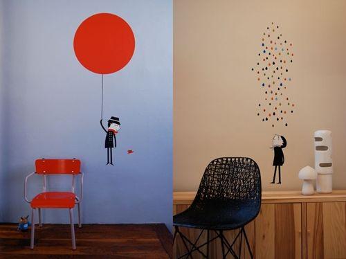 50 best images about vinils vinilos wall decor decal - Vinilos decorativos dormitorio ...