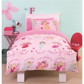 Briscoes - Poppiseed Dress Up Duvet Cover Set