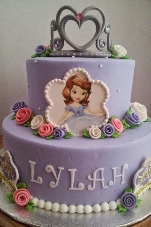 Resultado de imagen para tortas de la princesita sofia