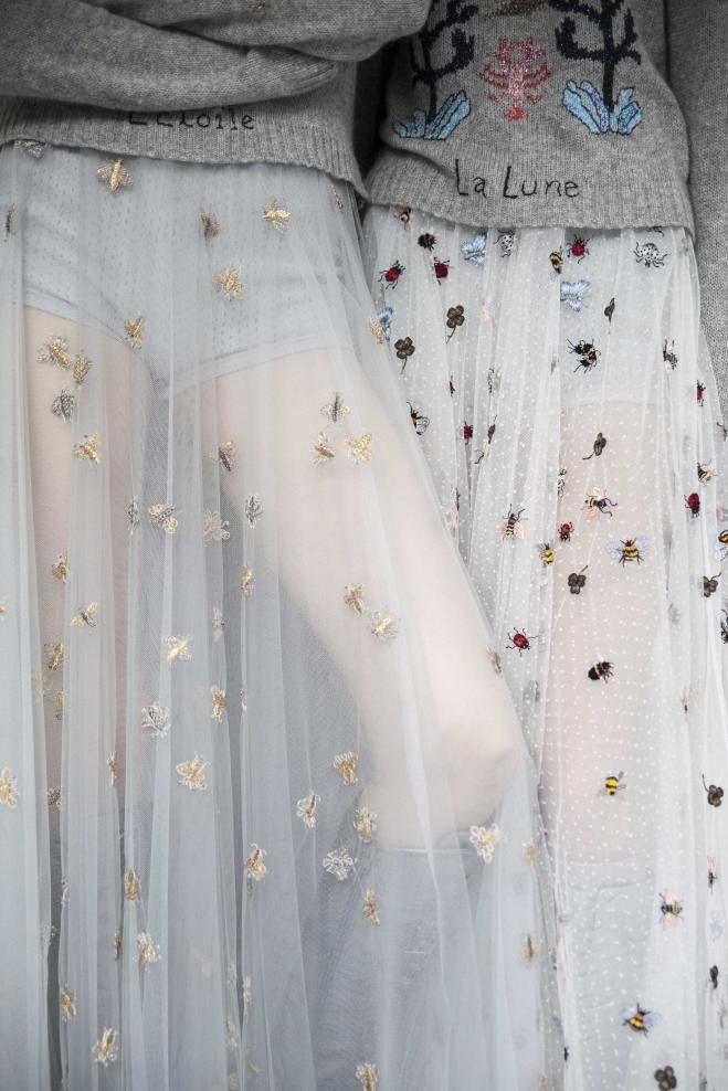 Backstage : le premier défilé de Maria Grazia Chiuri pour Dior vu par Mehdi Mendas | Numéro Magazine