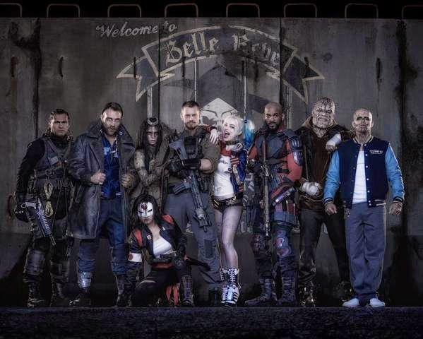"""Hyper Battle Project  2.0: Primeiras fotos dos atores de """"Esquadrão Suicida"""" ..."""