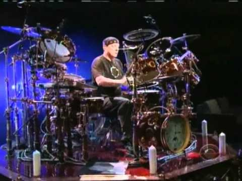 Neil Peart on Letterman 6/9/11