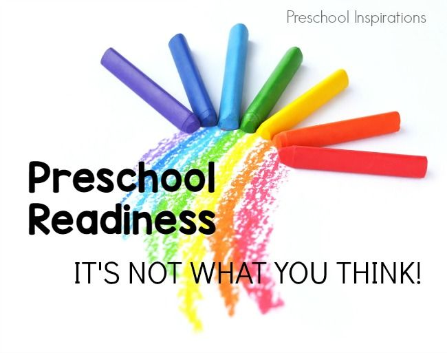 Is preschool around the corner? As a veteran preschool teacher, I think there are some things you should know! Preschool can be one of the most magical and exciting times in a child's life, and it also helps set the stage for kindergarten! Have you considered preschool readiness — it's not what you think! SoView Post