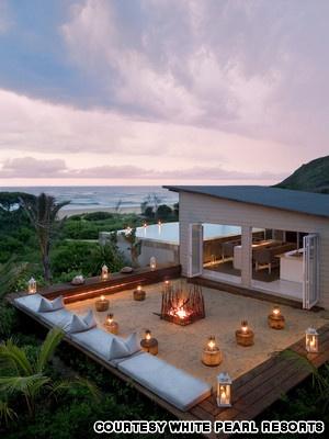White Pearl Resorts: Mozambique