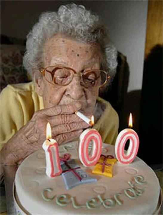 Me @ 100 years