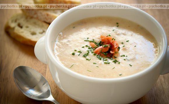 Chcesz zaskoczyć swoich przyjaciół? Przygotuj im smaczną zupę.Zupa krem z selera. Do wykonania tej zupy potrzebujesz: selera naciowego, pomidora, śmietany.