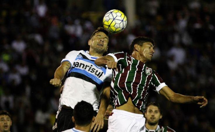 PORTAL JORGE GONDIM: ESPORTES - Notícias Flamengo, Fluminense, Botafogo Tricolor carioca empata pela terceira vez consecutiva no Brasileiro