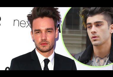 Liam Payne Just Threw Some Very Confusing Shade At Zayn Malik | MTV UK