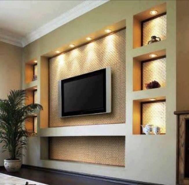 21 ไอเด ย ช นวางท ว บ วท อ น ประหย ดพ นท ห องน งเล น เหมาะสำหร บบ านหล งเล ก Naibann ข อม ลซ อขายบ Tv Wall Design Living Room Tv Wall Living Room Tv