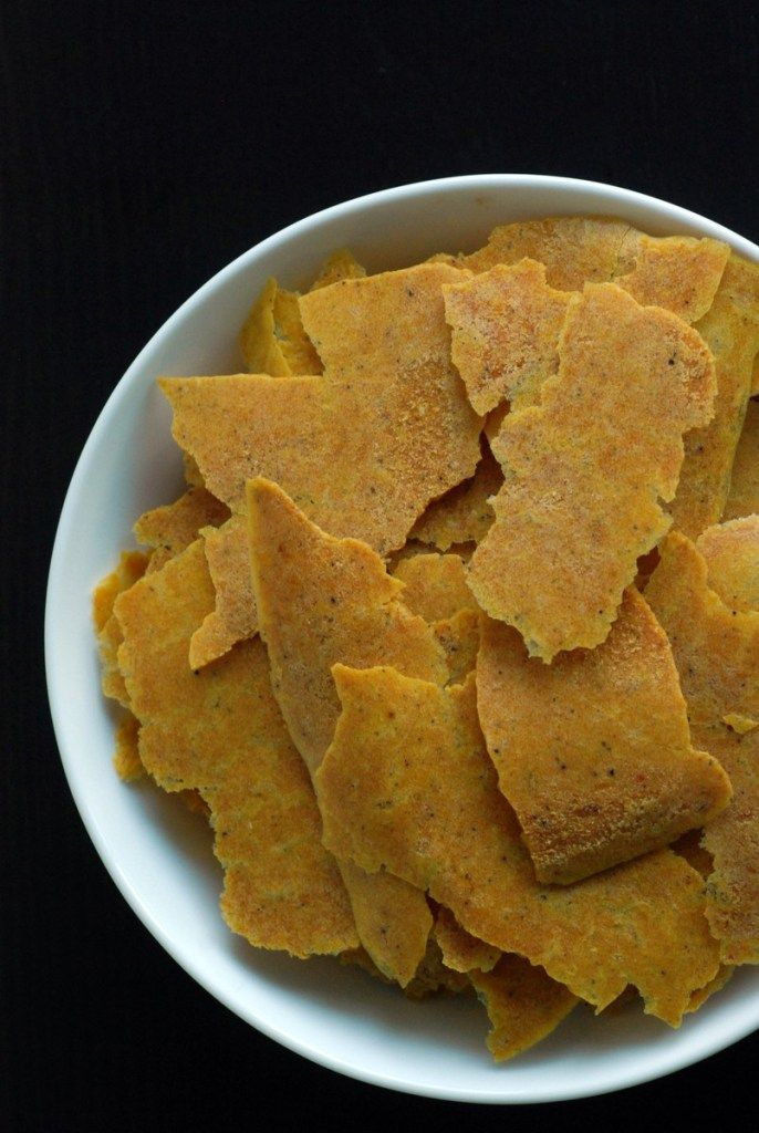 THE BEST Raw Corn Chips.. no flax, all CORN