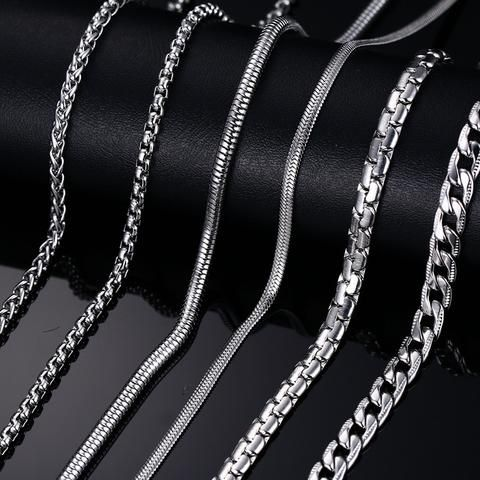 chain m newburysonline sterling necklaces chains heavy curb sliver solid mens silver