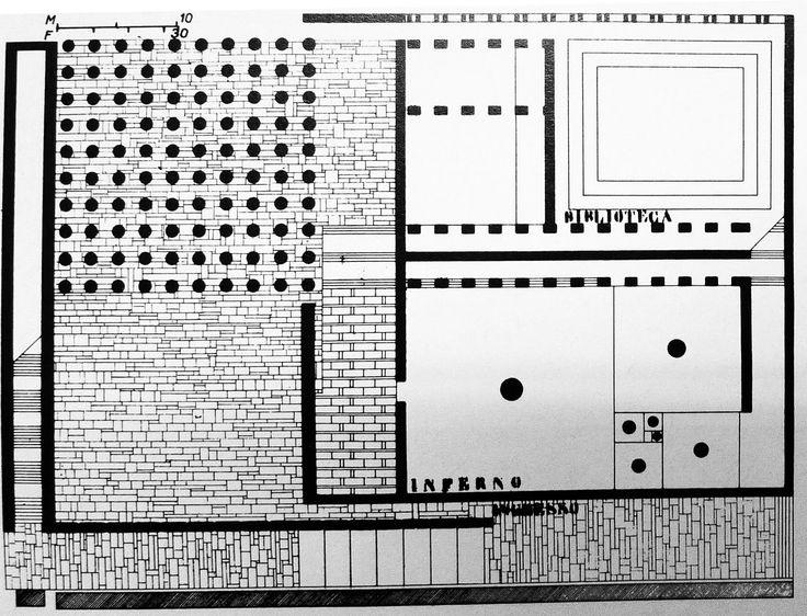 Danteum, Giuseppe Terragni. #GISSLER #interiordesign