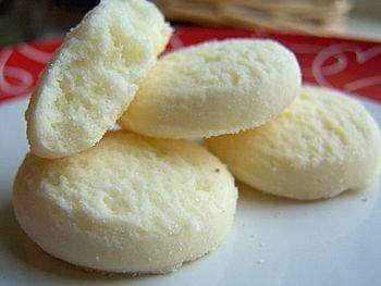 Ağızda dağilan nefis bir kurabiye tarifi Nişastalı Kurabiye http://www.mutfaknotlari.com/hamur-isleri/kurabiye-tarifleri/nisastali-kurabiye-tarifi.html