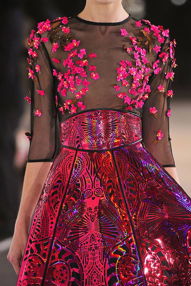 Manish Arora Fall 2012 Ready-to-Wear Fashion Show