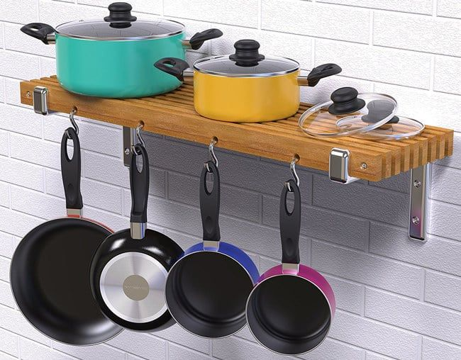 "The 15-piece cookware set includes four pots with matching glass lids, fry pan, sauté pan, and five cooking utensils. All the pieces are non-stick. The cookware is oven-safe, but should only be hand-washed. It is also recommended that you hand-wash the cooking utensils.Promising Review: ""So far I am really love this cooking set! They're all non-stick, and all of the saucepans have lids, which is perfect. It also comes with some utensils. I really love the bright colors. I would definitely…"
