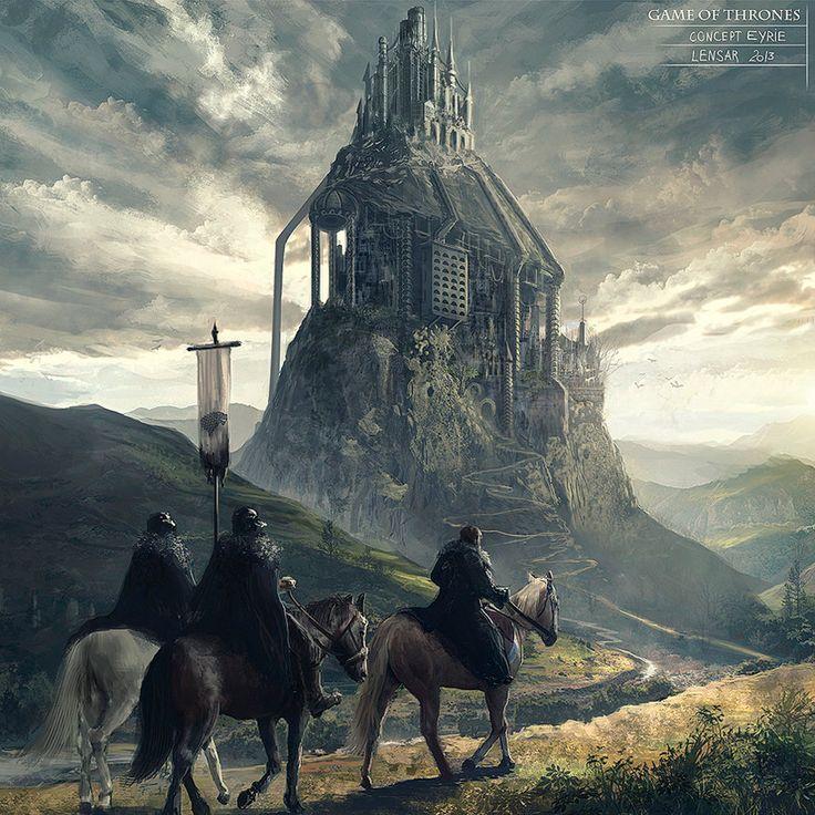 Top 40 des plus belles créations de fans de Game of Thrones, pour fêter le retour de la série
