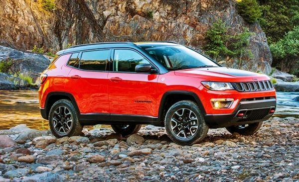 2022 Jeep Compass Facelift In 2020 Jeep Compass Jeep Jeep Usa