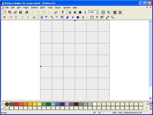 Pattern maker for cross stitch download free