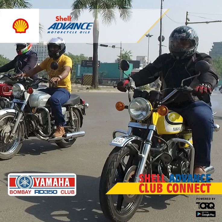 Shell Advance celebrates the spirit of motorcycling clubs in the motorcycling world. As a part of this series , we will connect with motorcycle clubs across Maharashtra and know their story. This time it's Bombay RD350 Club ...! #TheWinningIngredient #TORQ #TorqRiderApp #bikerlife