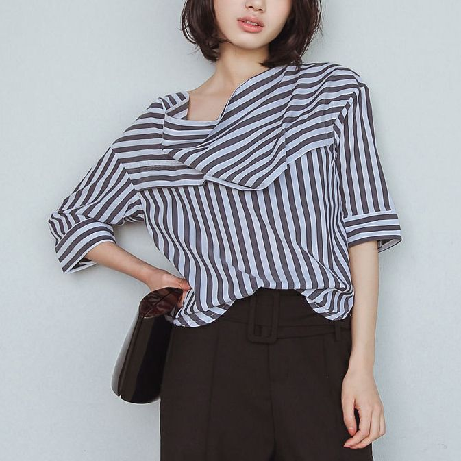 Sex New Blusas Femininas 2016 Autumn Sexy Women Ladies Loose Oversized T-shirt Slash Off Shoulder Tops Casual Half Sleeve Shirts