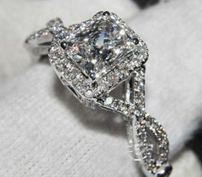 Fresh Engagement Ring