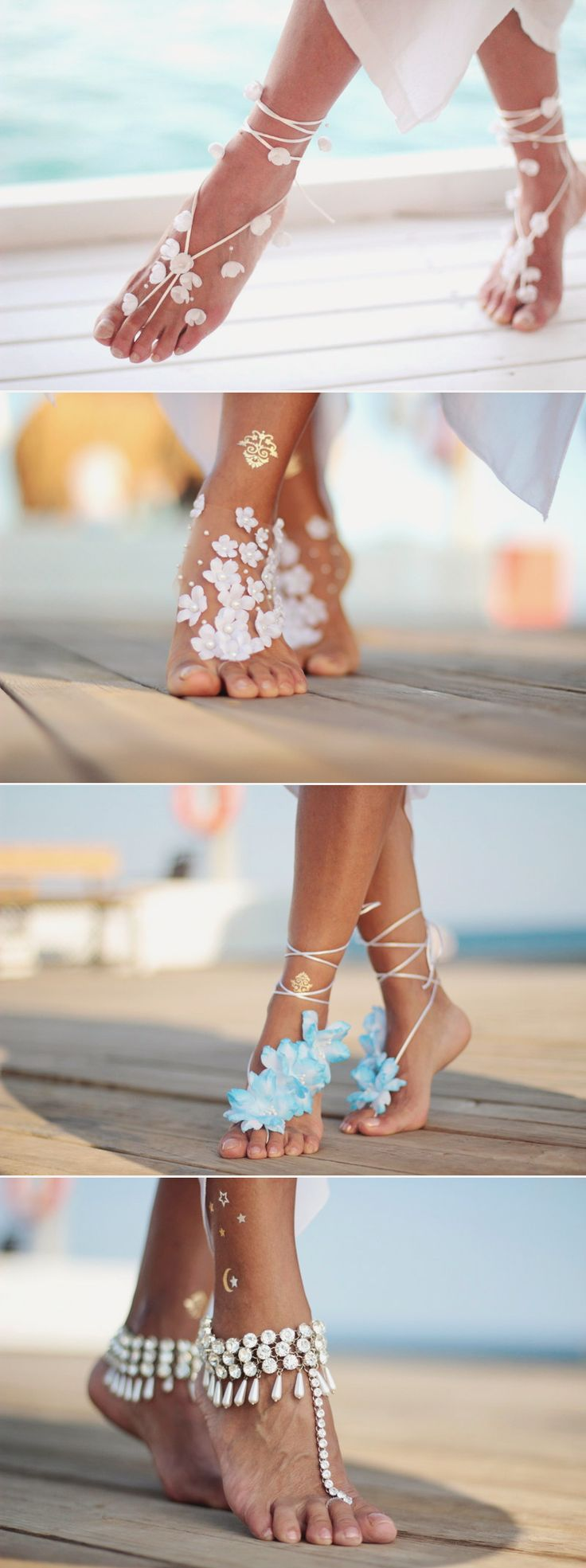 BEST OF 2017: 12 Most Loved Wedding Accessory Shops! Favorite Beach Wedding Shoes
