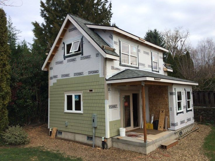 12 best images about kit homes on pinterest stains for How much is it to build a small house