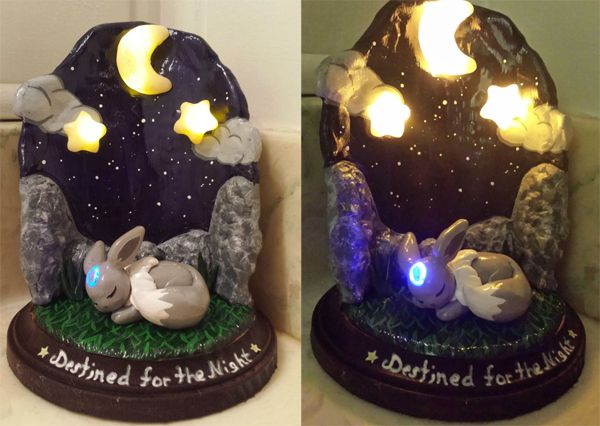 Sleep Tight With Adorable Pokemon Lamps