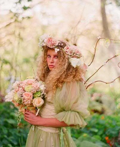 Style Inspiration: A Midsummer Night's Dream :  wedding central ca color schemes decor Fairy 101 Photobucket